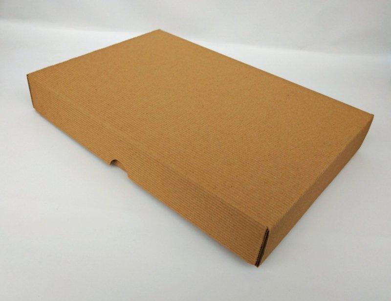ozdobne pudełko prezentowe na kalendarz formatu A5