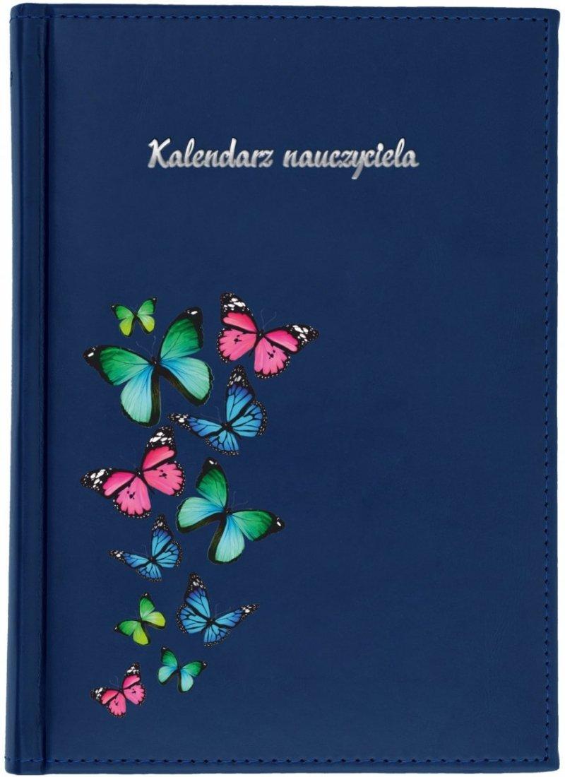 Okładka z nadrukiem motyli
