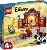 LEGO® Disney - Remiza i wóz strażacki Myszki Miki i przyjaciół