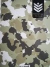 Zeszyt A5 96 linia oprawa miękka military