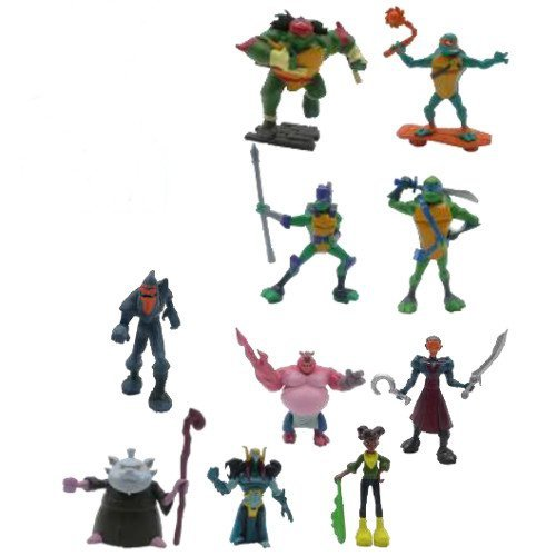 Wojownicze-Żółwie-Ninja-Mini-Figurka-8cm-Ochłap-mięson