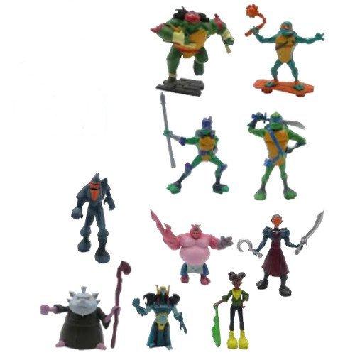 Wojownicze Żółwie Ninja - Mini Figurka 8cm April O'neil