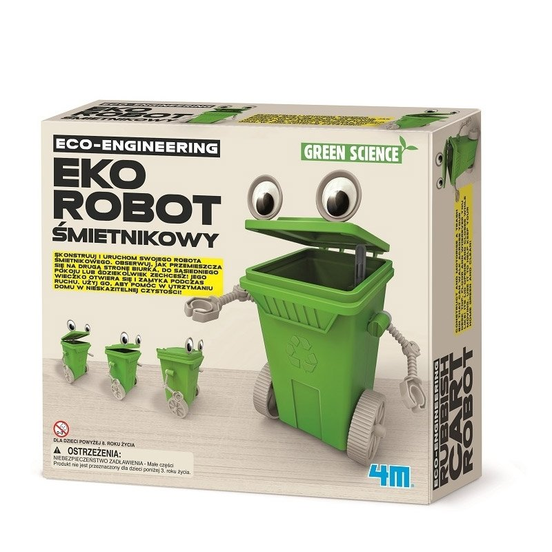 Eko Śmietnikowy Robot