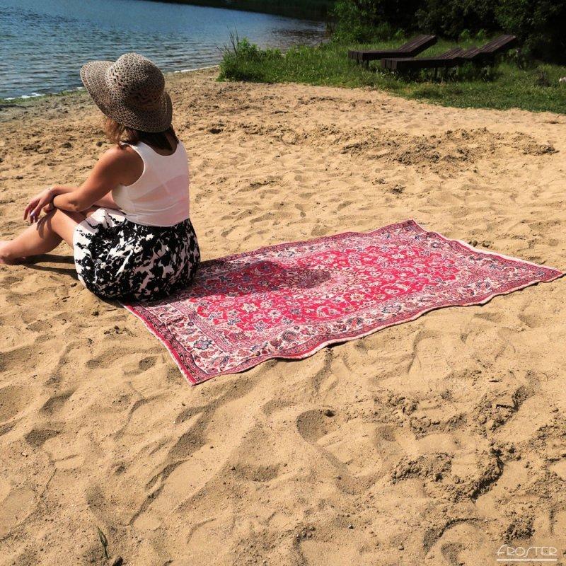 Ręcznik Dywan Plażowy