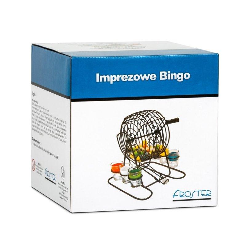 Imprezowe bingo