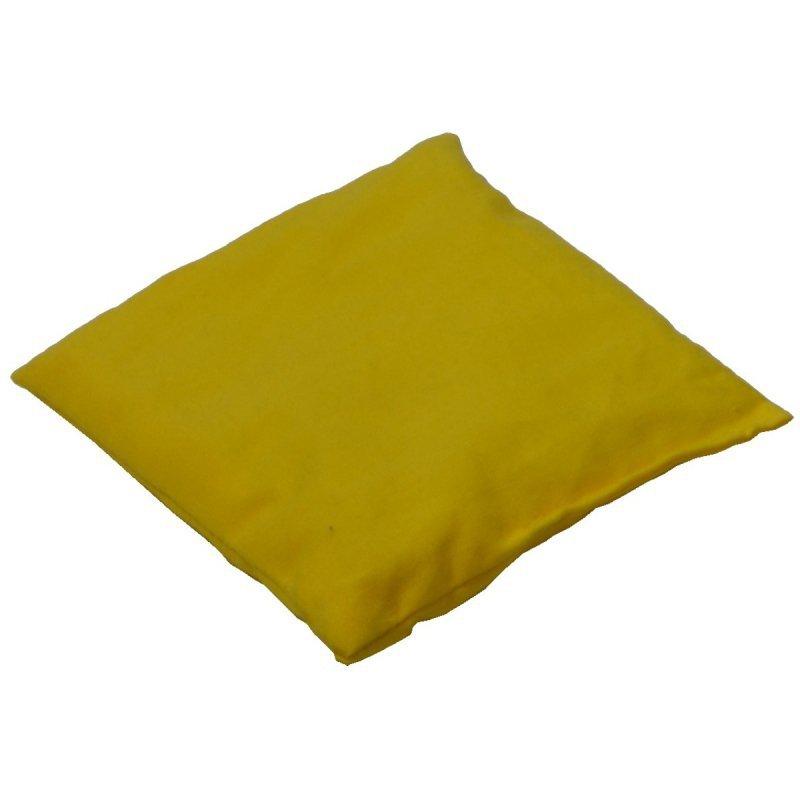Woreczki gimnastyczne do zabaw woreczek żółty