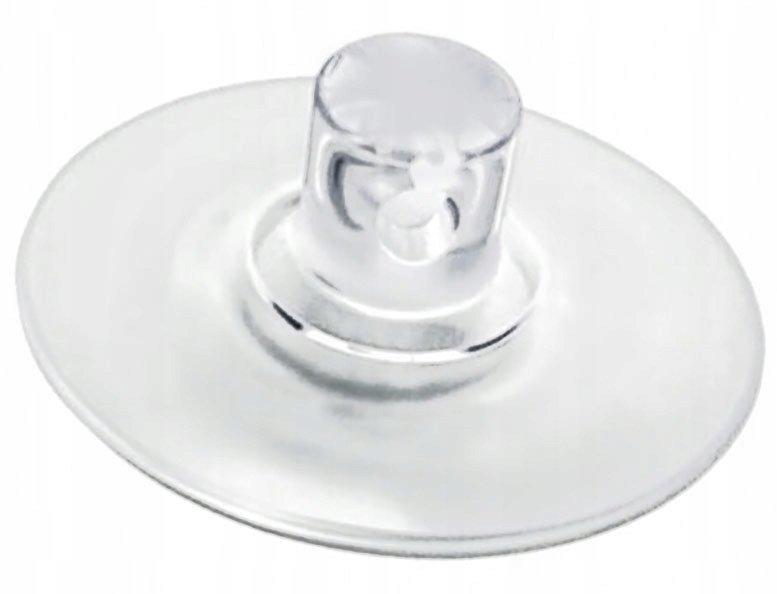 Przyssawki gumowe silikonowe przyssawka 3cm 1 szt