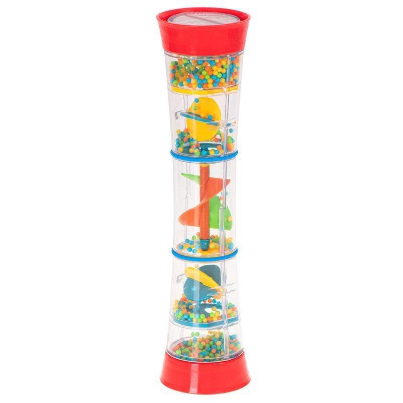 Grzechotka-deszczownica-tuba-instrument-koraliki-31cm-3