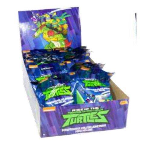 Wojownicze Żółwie Ninja - Mini Figurka saszetka