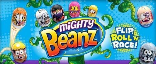 Fasolki Mighty Beanz - Zestaw Tor z fasolką