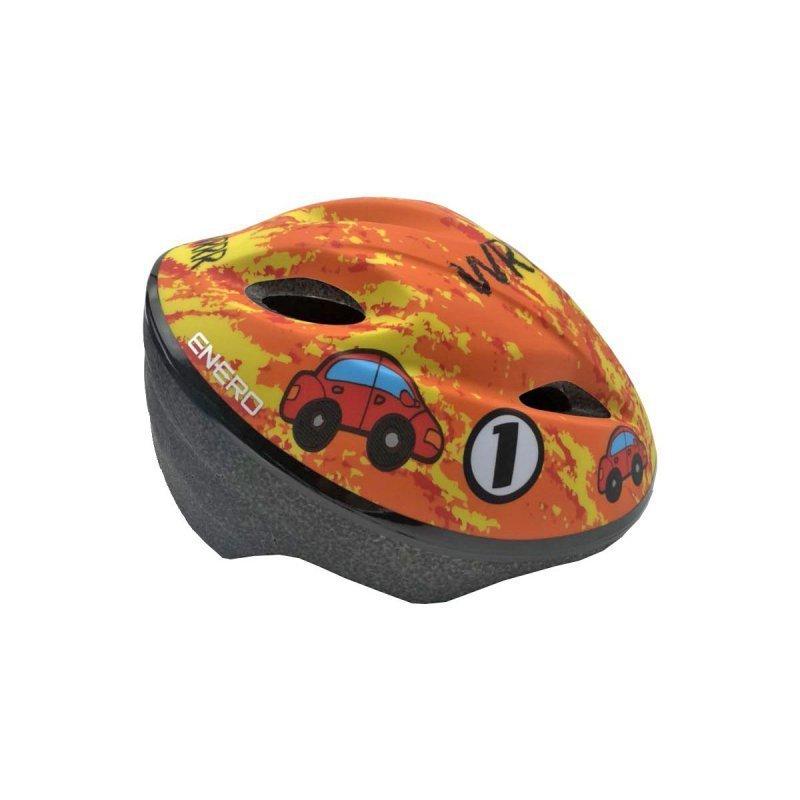Kask rowerowy dziecięcy  Car r.L 51-53Cm