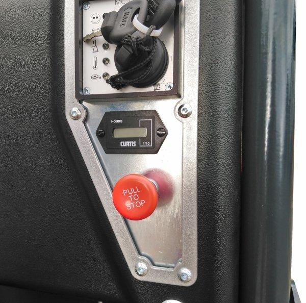 Zagęszczarka dwukierunkowa rewersyjna Altrad Belle RPX 59/65D