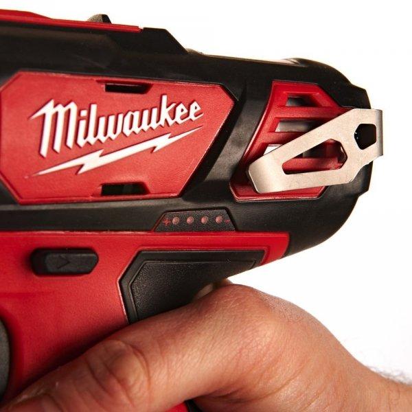 Wiertarko-wkrętarka Milwaukee M12 BDD-0