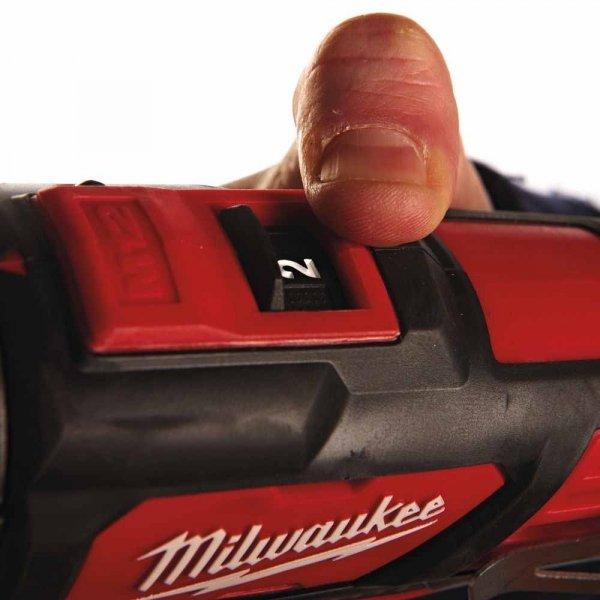 Wiertarko - wkrętarka udarowa Milwaukee M12 BPD-202X