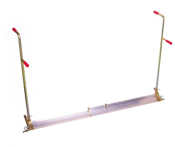 Łata brukarska ( listwa zgarniająca ) Teleplan TP-100/165