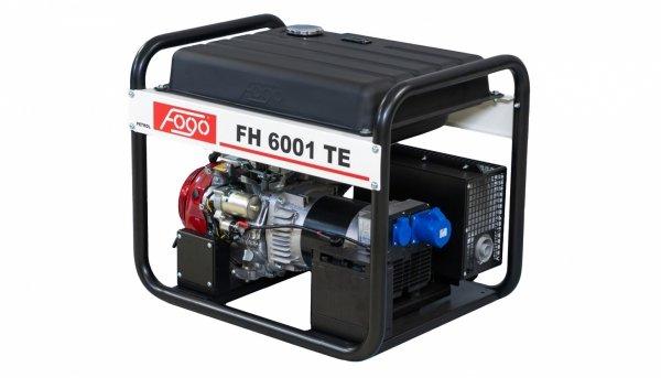 Agregat prądotwórczy jednofazowo FOGO FH 6001 TE