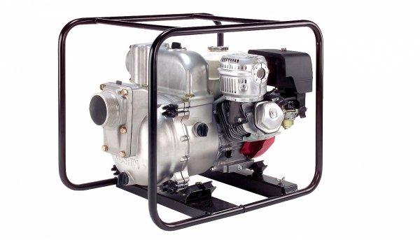 Motopompa do wody brudnej i szlamowej KOSHIN KTX 100 X