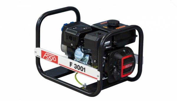 Agregat prądotwórczy jednofazowo FOGO F 3001