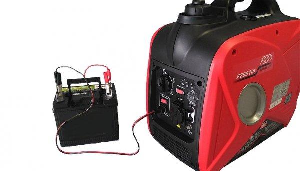 Agregat prądotwórczy jednofazowo F 2001 IS