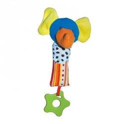 Zabawka do ściskania mix-słoń