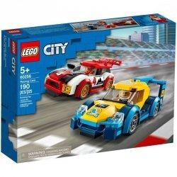 City samochody wyścigowe