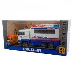 POLICJA CIĘŻAROWY NA RADIO+ŁAD