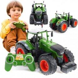 WOOPIE Traktor Zdalnie Sterowany RC Dźwięk