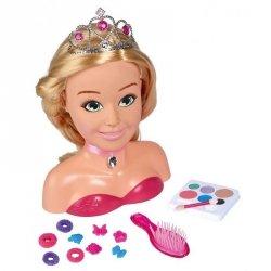 Simba Głowa Księżniczki Do Stylizacji Włosów i Makijażu