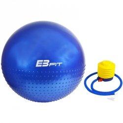 Piłka gimnastyczna z masażerem Half Fit 55 cm Eb fit