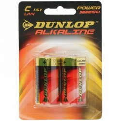 Bateria DUNLOP LR14/C 2szt