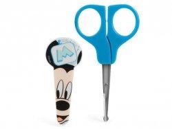 Nożyczki do paznokci dla dzieci myszka Mickey 0m+ LULABI