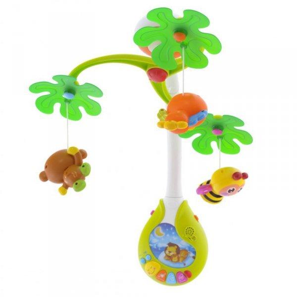 Zabawka karuzela dżungla