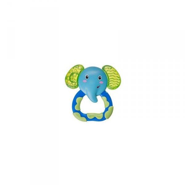 Grzechotko-gryzak słoń