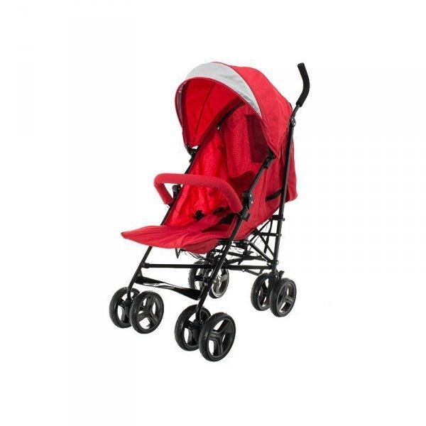 Wózek spacerowy smart pro czerwony