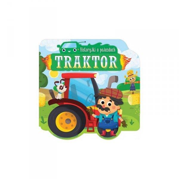Historyjki o pojazdach traktor
