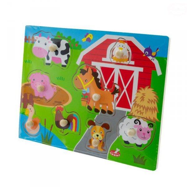 Zab puzzle 30x22 farma