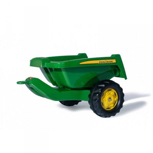 Rolly Toys Przyczepa Rolly Kipper do traktora John Deere