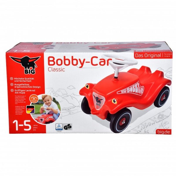 BIG Jeździk Odpychacz Bobby Car Classic