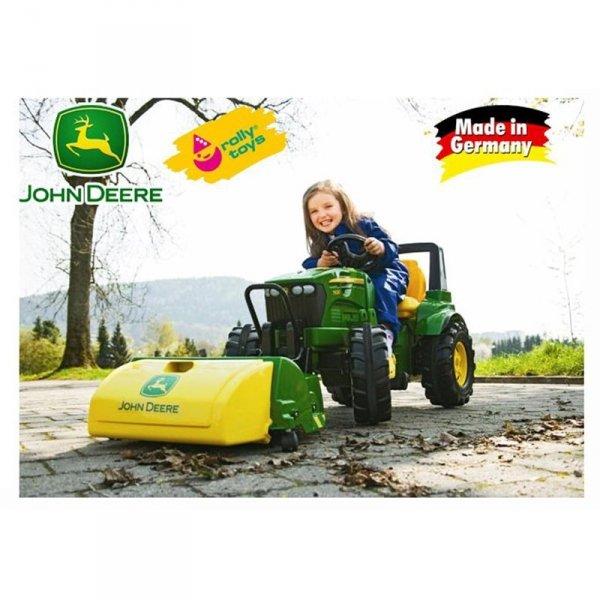 Rolly Toys Zamiatarka John Deere