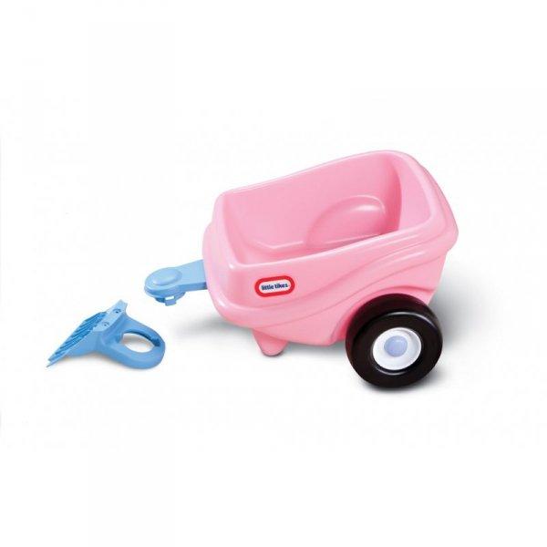 Little Tikes Przyczepka Cozy Coupe Różowa