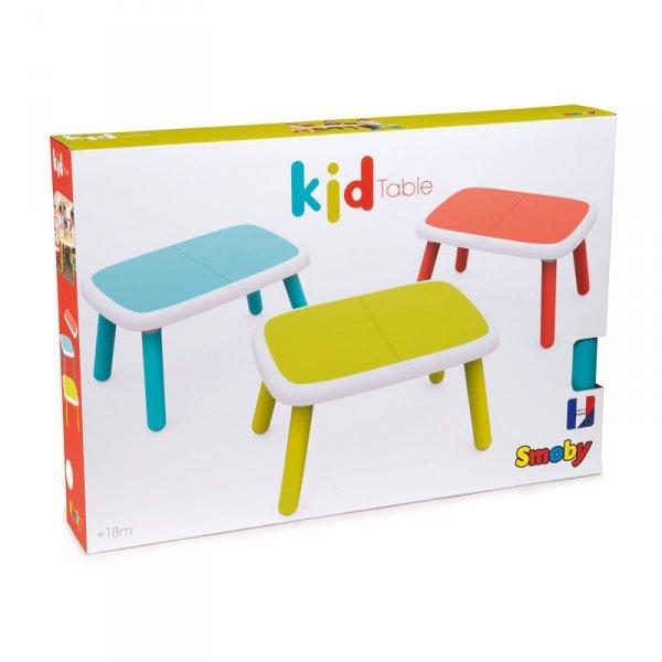 Stolik dla dzieci Smoby w kolorze niebieskim