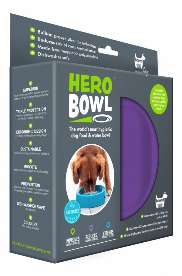 HERO Bowl Lavender Blush