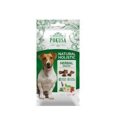 POKUSA Ciasta dla psa Herbal Snacks 50g