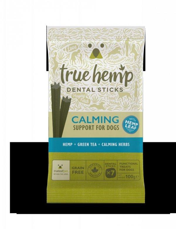 TRUE HEMP Dental stick z konopiami 100G - uspokajające