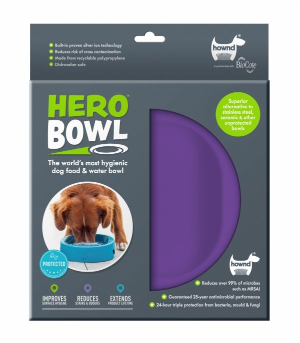HERO Bowl Lawendowy Kwiat