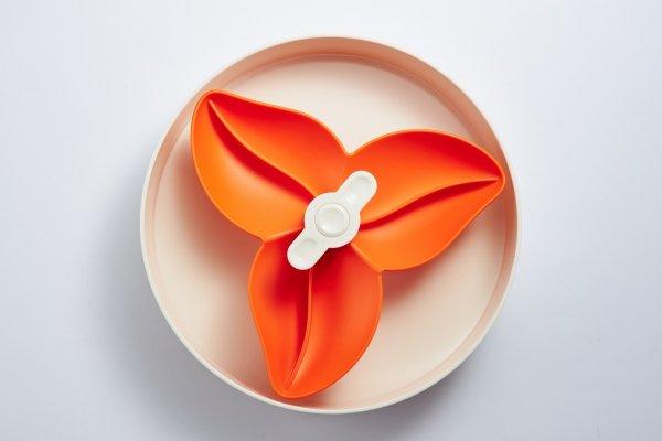 SPIN Interaktywna Miska FLOWER