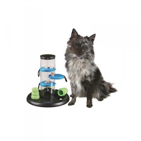 TRIXIE Dog Activity Gambling Tower gra strategiczna dla psa
