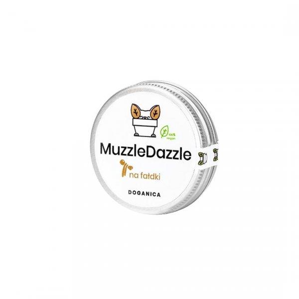MuzzleDazzle balsam do psich fałdek, fafli oraz okolic oczu 10 ml