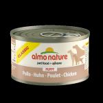 Almo 5550 Classic Puppy z kurczakiem 95g dla psa