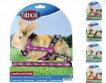Trixie 6263 Szelki dla królika 25-44cm/10mm